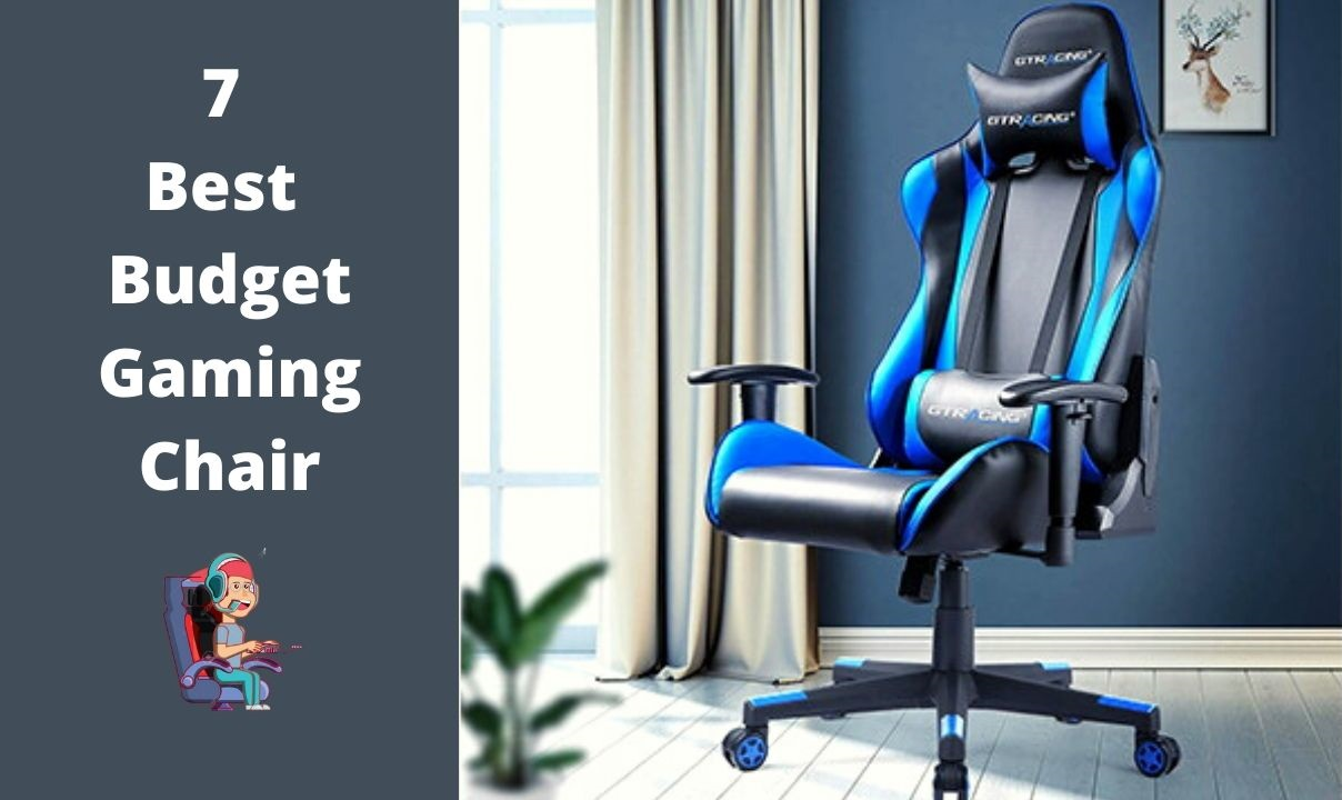 7 Best budget gaming chair