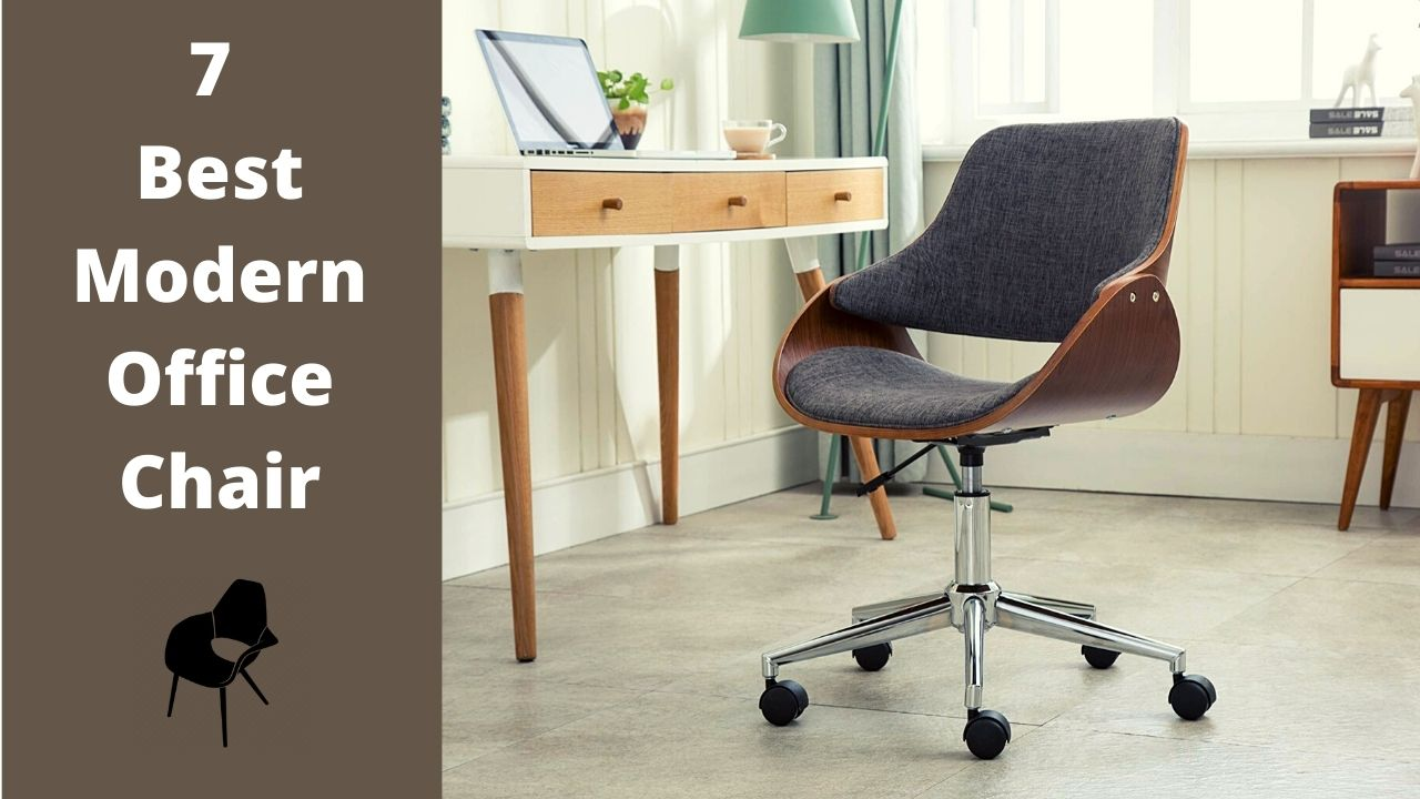 7 Best Modern Office Chairs