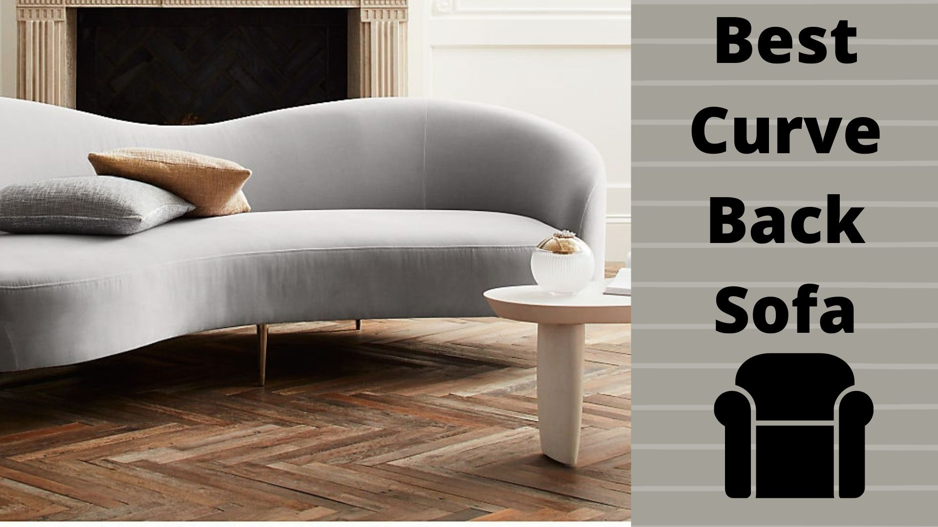 Best Curve Back Sofa